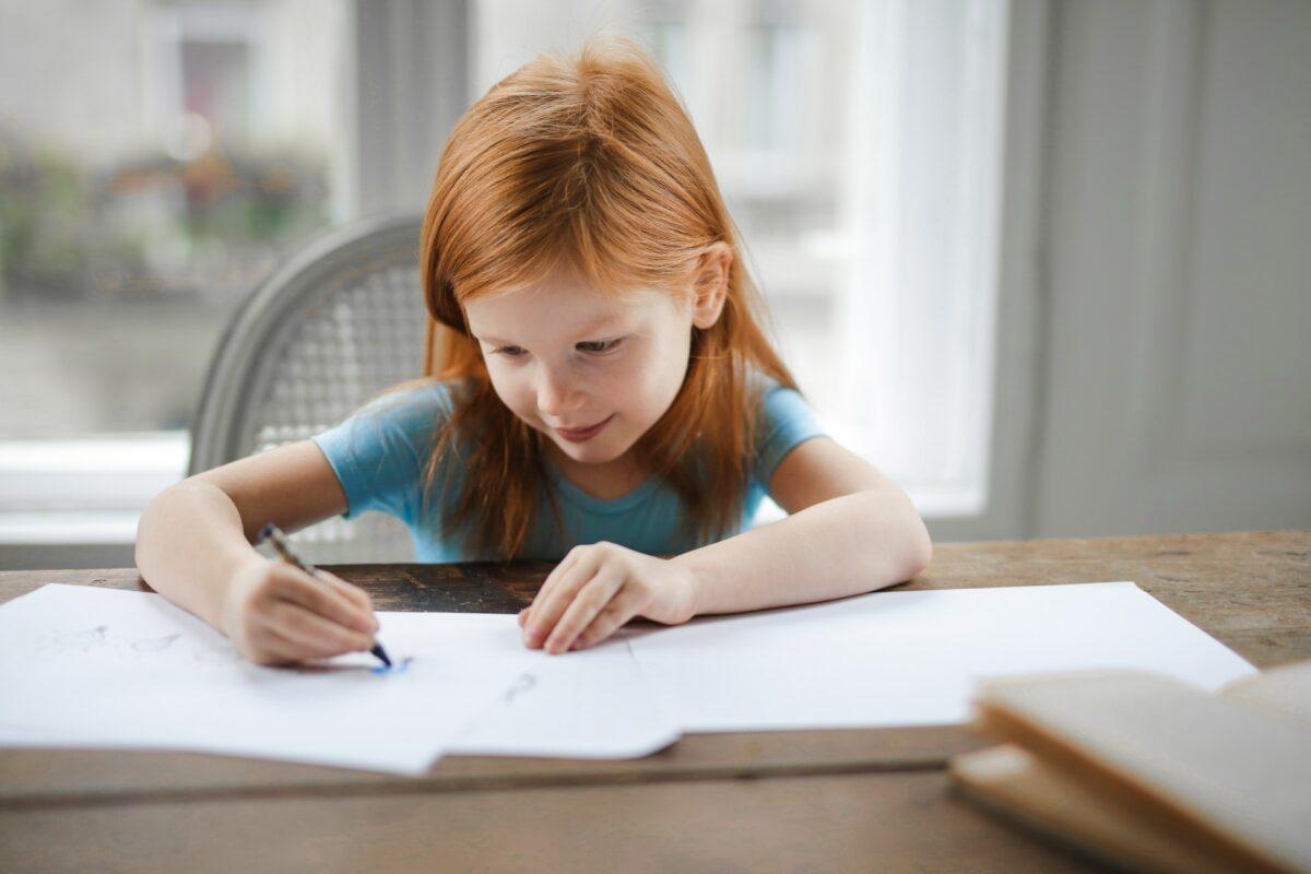 daughter coloring
